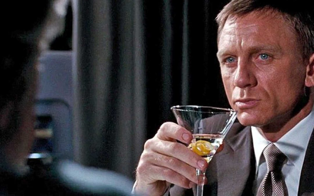 Pij jako gentleman: Třikrát zlatá klasika mezi pánskými koktejly